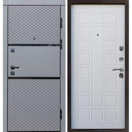 Входная металлическая дверь Йошкар-Ола Премиум-3R цвет Лиственница Бежевая