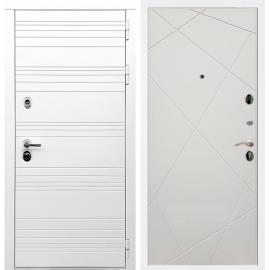 Входная металлическая дверь Сенатор Классика ФЛ-291 Софт шампань