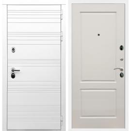 Входная металлическая дверь Сенатор Классика ФЛ-117 Софт шампань