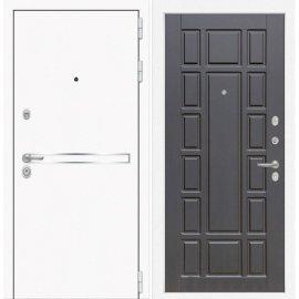 Входная металлическая дверь Сенатор Самальта ФЛ-12 Венге