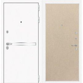 Входная металлическая дверь Сенатор Самальта ФЛ-5 Венге светлый
