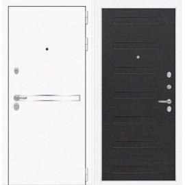 Входная металлическая дверь Сенатор Самальта ФЛ-14 Эко венге