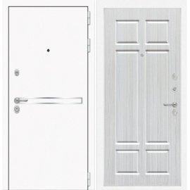 Входная металлическая дверь Сенатор Самальта ФЛ-8 Кристалл вуд