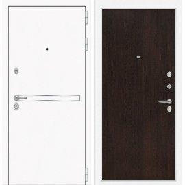 Входная металлическая дверь Сенатор Самальта ФЛ-5 Венге