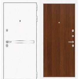 Входная металлическая дверь Сенатор Самальта ФЛ-5 Итальянский орех