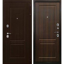 Входные двери Престиж 4R Орех бренди