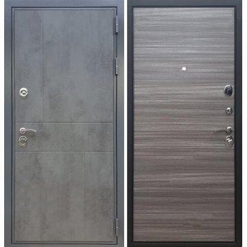 Входная дверь Сенатор Ультиматум цвет Сандал серый
