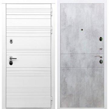 Входная дверь Классика ФЛ-290 Бетон светлый