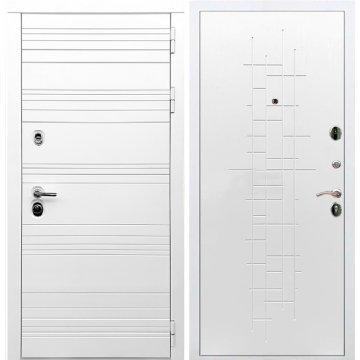 Входная дверь Классика ФЛ-289 Белый ясень