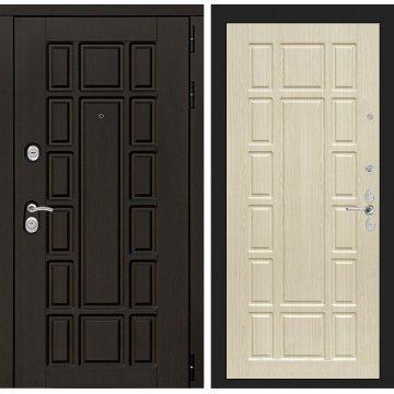 Входная дверь Домани ФЛ-12 Беленый дуб