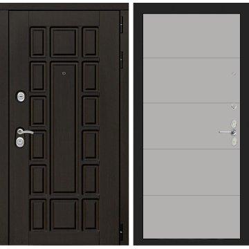 Входная дверь Домани ФЛ-13 Софт грей