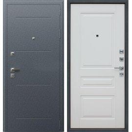 Входная дверь Сенатор Престиж 3к Белый матовый