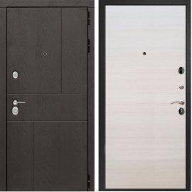 Входная металлическая дверь Сенатор Ультиматум ФЛ-5 Акация светлая
