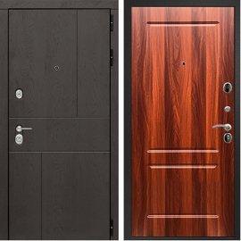 Входная металлическая дверь Сенатор Ультиматум ФЛ-117 Итальянский орех