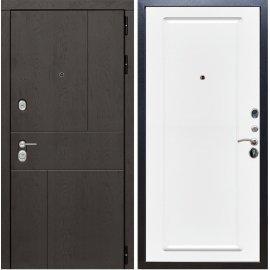 Входная металлическая дверь Сенатор Ультиматум ФЛ-119 Белый мат