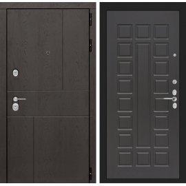 Входная металлическая дверь Сенатор Ультиматум ФЛ-4 Венге