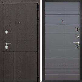 Входная металлическая дверь Сенатор Ультиматум ФЛ-316 Софт графит