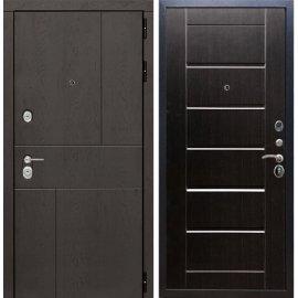 Входная металлическая дверь Сенатор Ультиматум ФЛ-193 Венге
