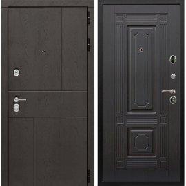 Входная металлическая дверь Сенатор Ультиматум ФЛ-2 Венге