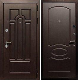 Входная дверь Сенатор Аллегро ФЛ-128 Венге