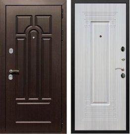 Входная дверь Сенатор Аллегро ФЛ-4 Лиственница беж