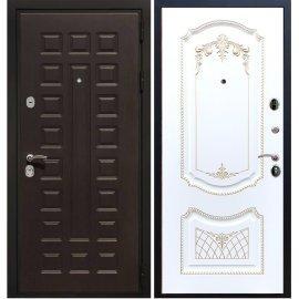 Входная дверь Премиум 3к СБ-64 Белый силк сноу