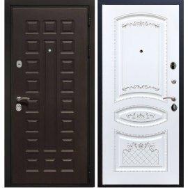 Входная дверь Премиум 3к СБ-63 Белый силк сноу