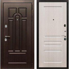 Входная дверь Сенатор Аллегро ФЛ-243 Беленый дуб