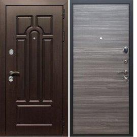 Входная дверь Сенатор Аллегро Сандал серый