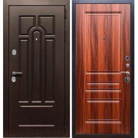 Входная дверь Сенатор Аллегро ФЛ-243 Итальянский Орех