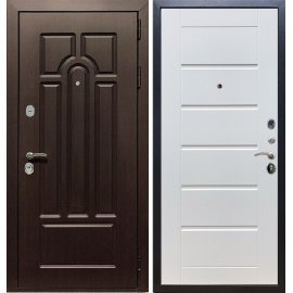 Входная дверь Сенатор Аллегро ФЛ-173 Белый ясень