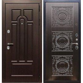 Входная дверь Сенатор Аллегро ФЛ-18 Венге
