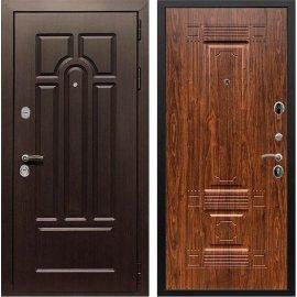 Входная дверь Сенатор Аллегро ФЛ-2 Берёза морёная