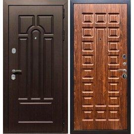 Входная дверь Сенатор Аллегро ФЛ-183 Берёза морёная