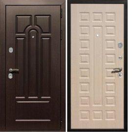 Входная дверь Сенатор Аллегро ФЛ-183 Беленый дуб