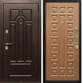 Входная дверь Сенатор Аллегро ФЛ-183 Дуб светлый