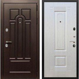 Входная дверь Сенатор Аллегро ФЛ-2 Лиственница беж