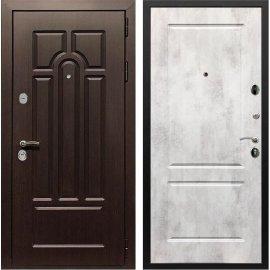 Входная дверь Сенатор Аллегро ФЛ-117 Бетон светлый