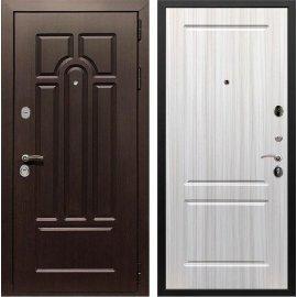 Входная дверь Сенатор Аллегро ФЛ-117 Сандал белый