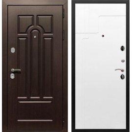 Входная дверь Сенатор Аллегро ФЛ-246 Белый ясень