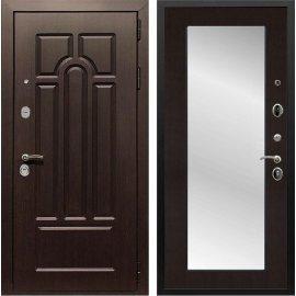 Входная дверь Сенатор Аллегро Пастораль с Зеркалом Венге