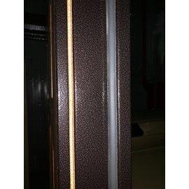 Входная металлическая дверь Терморазрыв Урал - 3К цвет - Венге