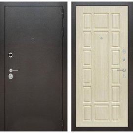 Входная металлическая дверь Бордер ФЛ-12 Беленый дуб