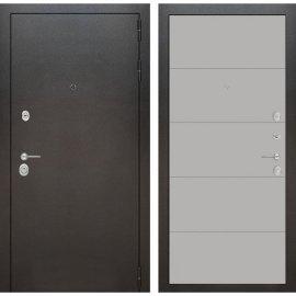 Входная металлическая дверь Бордер ФЛ-13 Грей софт