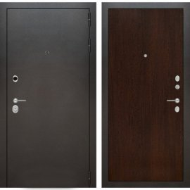 Входная металлическая дверь Бордер ФЛ-5 Венге