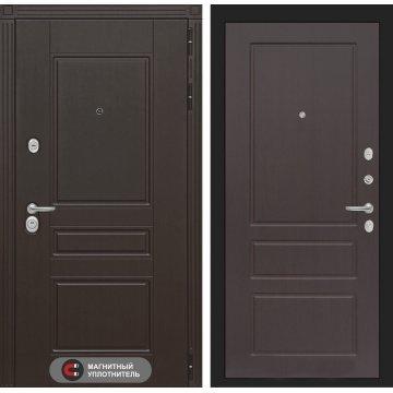 Входная дверь Италия ФЛ-3 Орех премиум