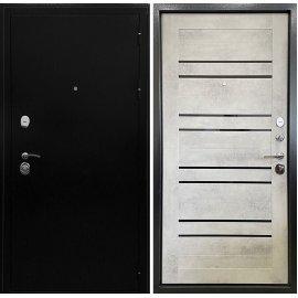 Входная дверь Сенатор Престиж 3к Бетон светлый