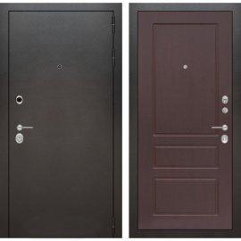 Входная металлическая дверь Бордер ФЛ-3 Орех Премиум