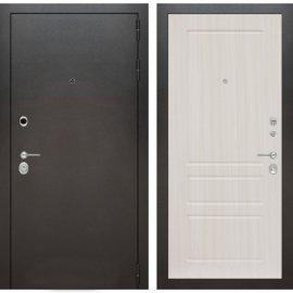Входная металлическая дверь Бордер ФЛ-3 Сандал белый