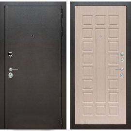 Входная металлическая дверь Бордер ФЛ-4 Беленый дуб